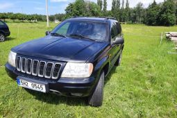 JEEP GRAND CHEROKEE WB84